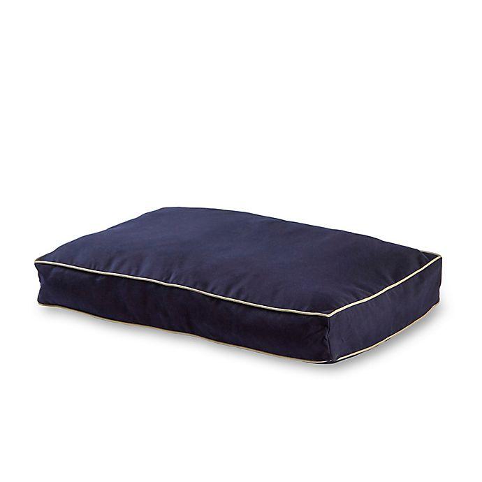 Alternate image 1 for Happy Hounds™ Casey Rectangular Dog Bed