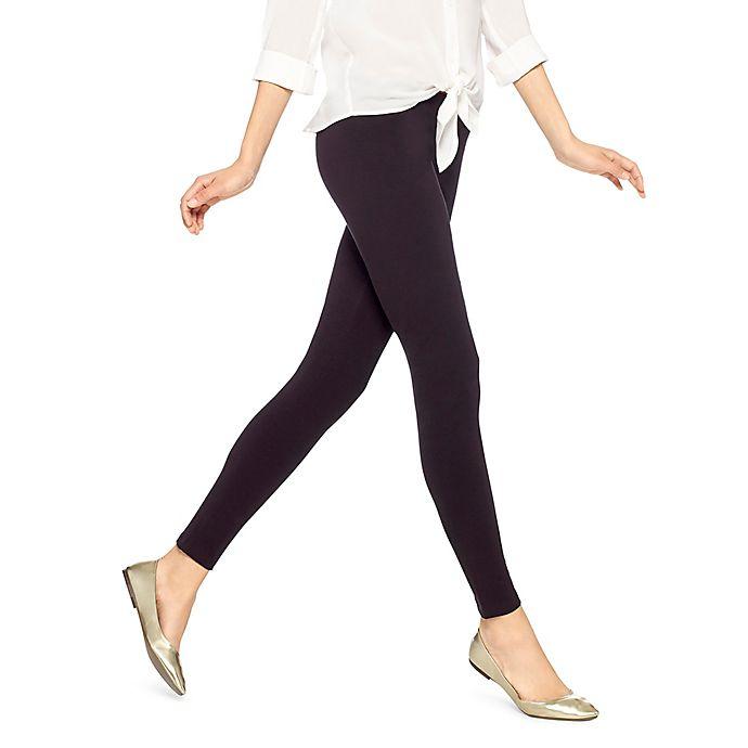 Alternate image 1 for No Nonsense Leggings in Black