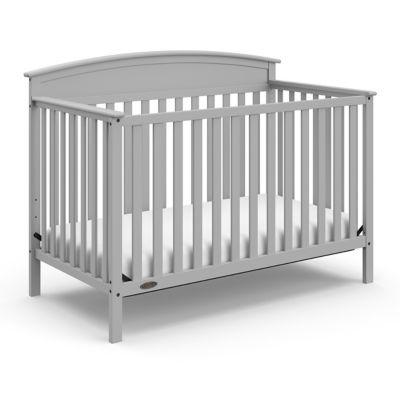 Graco� Benton 4-in-1 Convertible Crib in Pebble Grey