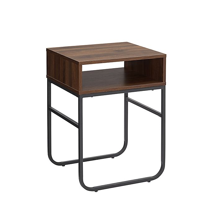 Alternate image 1 for Forest Gate™ 18-Inch Metal Leg Side Table
