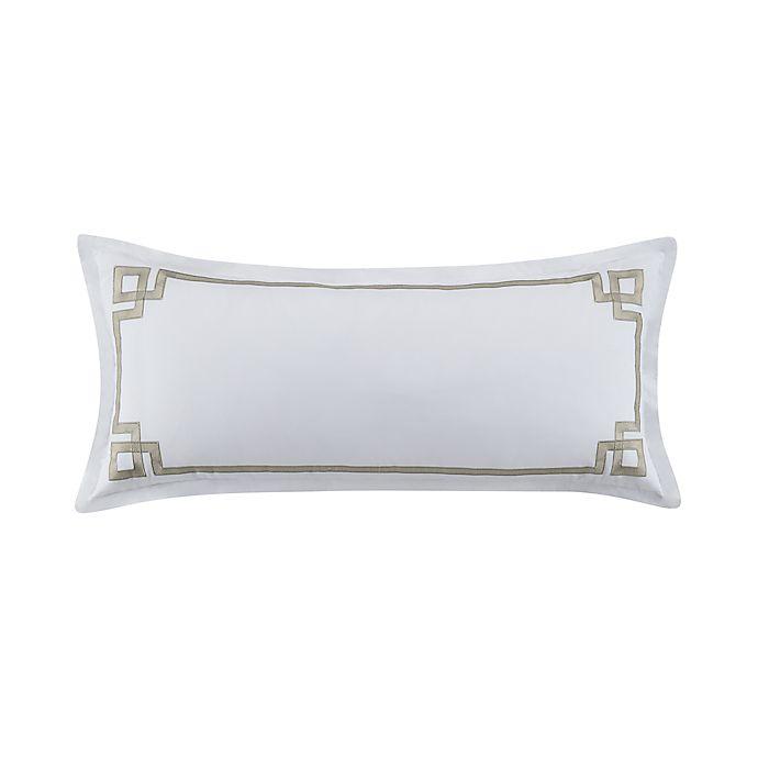 Alternate image 1 for Wamsutta® Whitham Bolster Throw Pillow