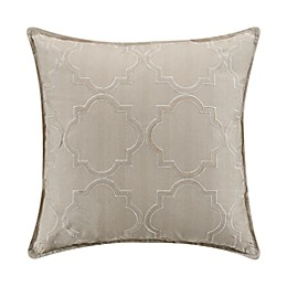 Wamsutta® Essex Square Throw Pillow in Peyote