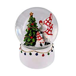 Christmas Gnome Snow Globe