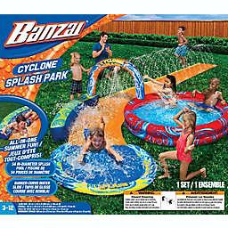 Bonzai® Cyclone Splash Park in Orange/Red