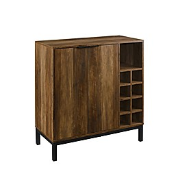 Forest Gate™ Modern Buffet in Rustic Oak
