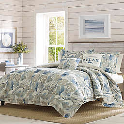 Tommy Bahama® Raw Coast 3-Piece Reversible Comforter Set in Blue