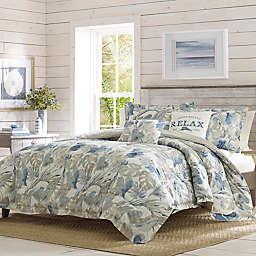 Tommy Bahama® Raw Coast 3-Piece Reversible Queen Comforter Set in Blue