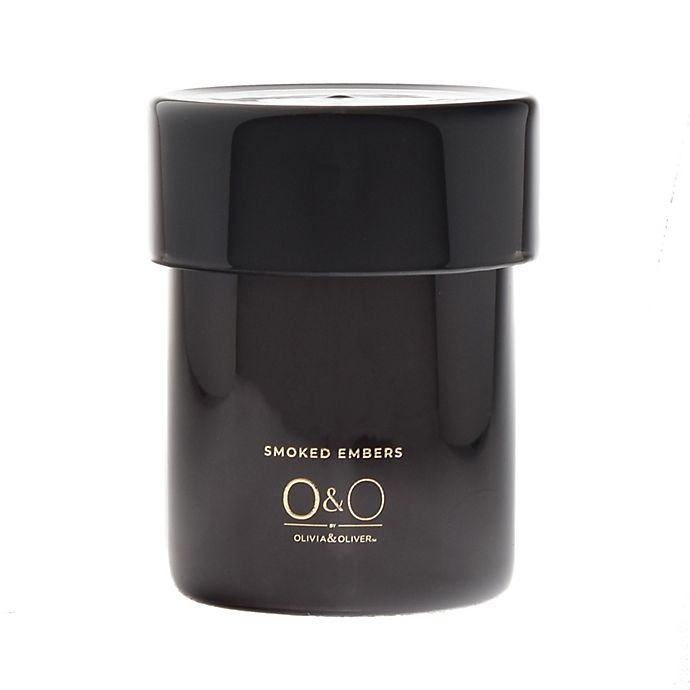 Alternate image 1 for O&O by Olivia & Oliver™ Smoked Ember Jar Candle Collection