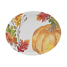 Modern Farmhouse Harvest 18-Inch Oval Platter