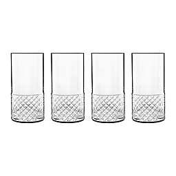 Luigi Bormioli Roma 1960 Beverage Glass (Set of 4)