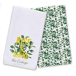 Rise and Shine Farm Tea Towel Set