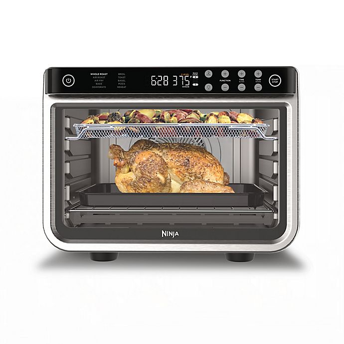 Alternate image 1 for Ninja® DT201 Foodi™ 10-in-1 XL Pro Air Fry Oven, Dehydrate, Reheat