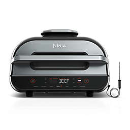 Ninja® Foodi™ Smart XL 6-in-1 Indoor Grill with 4-qt Air Fryer, Roast, Bake, Broil, Dehydrate