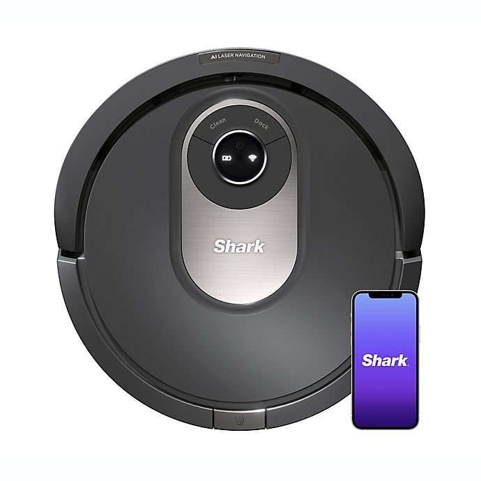 Alternate image 1 for Shark AI RV2001 Wi-Fi Connected Robot Vacuum with Advanced Navigation