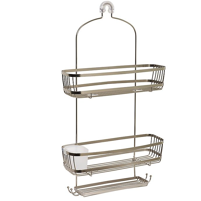Alternate image 1 for .ORG® NeverRust™ Extra Large Premium Stainless Steel Shower Caddy