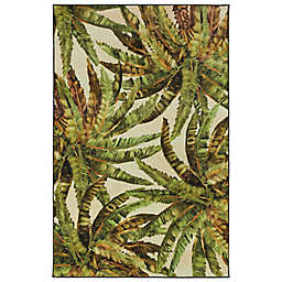 Mohawk® Home Verde Palm 5' x 8' Area Rug in Green