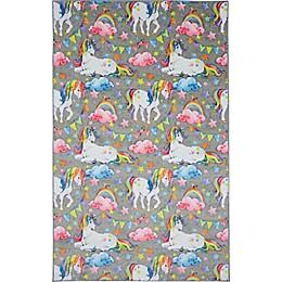 Mohawk Home® Prismatic Unicorn Wish Rug