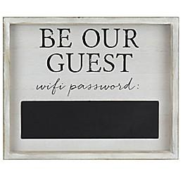Wi-Fi Chalk Board