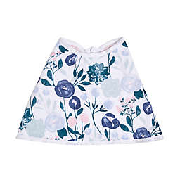 aden + anais® essentials Flowers Bloom Burpy Bib in Pink