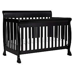 DaVinci Kalani 4-In-1 Convertible Crib in Ebony