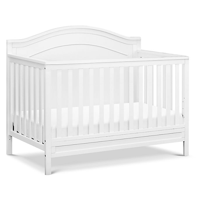 Alternate image 1 for DaVinci Charlie 4-in-1 Convertible Crib