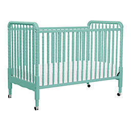DaVinci Jenny Lind 3-in-1 Convertible Crib in Lagoon