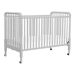 DaVinci Jenny Lind 3-in-1 Convertible Crib in Fog Grey