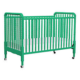 DaVinci Jenny Lind 3-in-1 Convertible Crib in Emerald