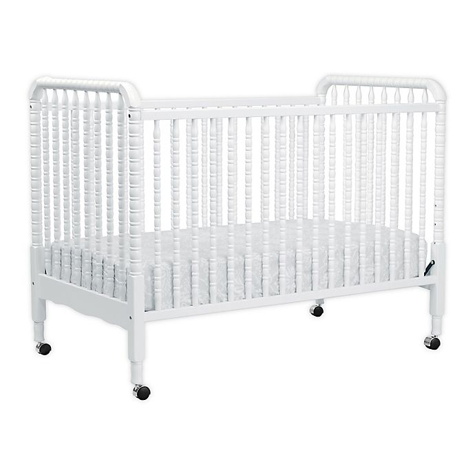 Alternate image 1 for DaVinci Jenny Lind 3-in-1 Convertible Crib