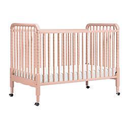 DaVinci Jenny Lind Stationary Crib in Blush Pink