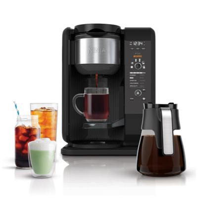 Ninja Hot & Cold Brew Coffee Maker - CP301