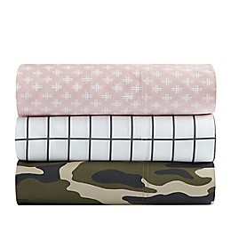 SALT™ Camo 300-Thread-Count Cotton Sateen Sheet Set Collection