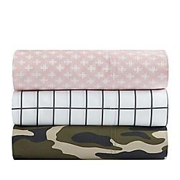 SALT™ Camo 300-Thread-Count Cotton Sateen Sheet Set Collection