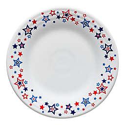 Fiesta® Americana Stars Luncheon Plate