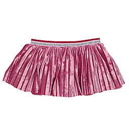 Baby Starters® Newborn Tutu Skirt in Raspberry Pleated Velvet
