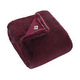 UGG® Mammoth Faux Fur Throw Blanket