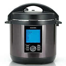 ZAVOR® LUX® LCD Multicooker in Black