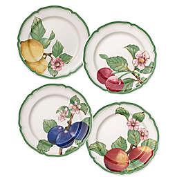 Villeroy & Boch French Garden Modern Fruits Dinner Plates (Set of 4)