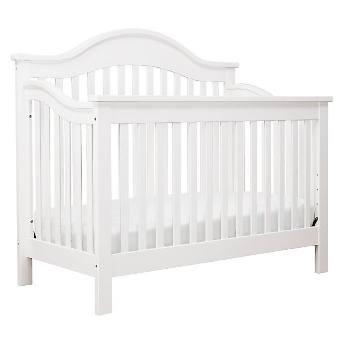 Alternate image 1 for DaVinci Jayden 4-in-1 Convertible Crib