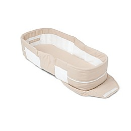 Baby Delight® Snuggle Nest™ Organic Portable Infant Sleeper in Oatmeal