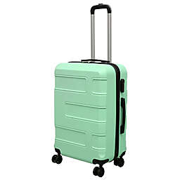 Club Rochelier Deco 20-Inch Hardside Spinner Carry On Luggage