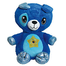 Star Belly Dream Lites® Puppy Plush Toy in Blue