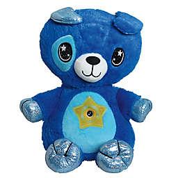 Star Belly Dream Lites® Puppy Plush Toy in Blue