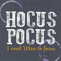 Boston International 20-Count Hocus Pocus Cocktail Napkins