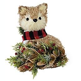 Boston International Ginger Bushy Tail Squirrel Figure