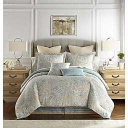 Kathy Ireland® Home Paisley Paradise 8-Piece Reversible Comforter Set