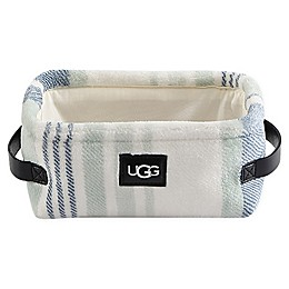 UGG® Avery Vanity Bin in Blue Crush