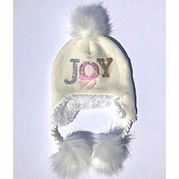 Toby Fairy™ Faux Fur Trapper Hat in Grey