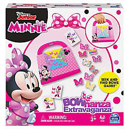 Spin Master™ Disney Junior Minnie Bownanza Extravaganza Game
