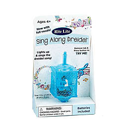 Rite Lite Singing Dreidel